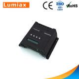 50A 12V/24V do controlador de carga solar PWM com LCD