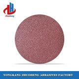 Herramientas abrasivas que pulen los discos que enarenan del Velcro para 6 pulgadas (VD0406)