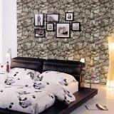 Papel de parede impermeável Wallcovering do projeto moderno para paredes da sala de visitas