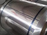 チェック模様の踏面床のためのアルミニウムアルミニウムシートのコイル