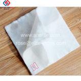 Тепло, нетканого материала ПЭТ Geotextile белого цвета для стабилизации