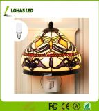 Lampadina notte solare della lampada S6 1.5W E12 di mini LED