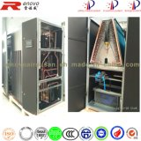 57kw refrigerado por agua fría doble aire acondicionado de precisión