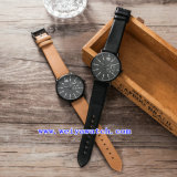 De Polshorloges van de Manier van het Horloge van het Kwarts van de Horloges van de douane voor Mensen (wy-G17011B)