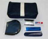 Preiswertes Polyester-kosmetischer Beutel mit Drucken-Firmenzeichen (ES3052217AMA)