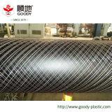 Стальной усиленная сеткой труба пластмассы полиэтилена HDPE для водоснабжения