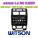 "Witson 9"" на большой экран Android 6.0 DVD для автомобилей KIA Sportage 2011-2013"