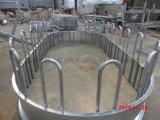 Type rond en acier assemblés pour la vente d'alimentation (XMR121)