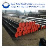 Q235 T345 REG soldar tubos de acero de carbono negro