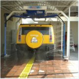 Precio Touchless Lavado de coches de alquiler de equipos de limpieza fábrica de fabricación de sistemas