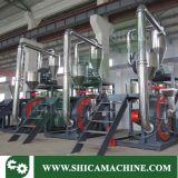 100kg/H Pulverizer van pvc van het afval de Harde en Machine van het Malen met skd-II Blad en As SKF