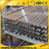 Charnière personnalisée d'aluminium de traitement de porte d'alliage d'aluminium