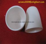 Resistencia al calor de 99 de la alúmina Cuenco de cerámica crisol