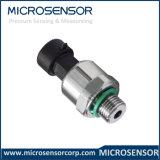 Transmissor de Presusre da bomba de água do aço inoxidável (MPM4501)