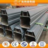 Fábrica china de perfil de extrusión de aluminio con entrega inmediata siempre