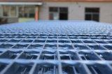 Скрип оцинкованной стали по лестнице или платформы