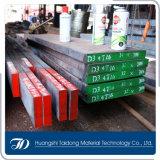 Barra piana d'acciaio forgiata 1.2080/D3