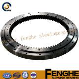 Anillo de rotación se utiliza en la maquinaria de construcción