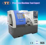 Tipo hidráulico máquina horizontal automática de la estación del torno del CNC del centro de mecanización del CNC