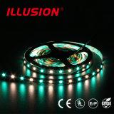 Con el controlador RGB y puente de AC 220-240 V IP65, TIRA DE LEDS