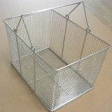 さまざまな金属線の網のバスケット/記憶の金属のバスケット
