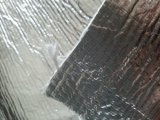 Алюминиевая фольга керамической ткани стеклоткани Coated