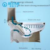 Conjunto de tocador de lujo de Sihphonic del diseño del cuarto de baño con la cubierta Bc-2004 del uF