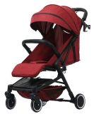 Прогулочная коляска младенца новой конструкции облегченная карманная с европейским стандартом
