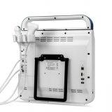 A PT50um equipamento de saúde com o transdutor de ultra-sons