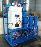 Purificador 1800 de petróleo de la turbina del vacío de la industria de potencia de Lph