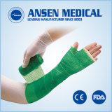 12FT In het groot Medische Voor consumptie geschikte Orthopedische Glasvezel Gegoten Band 3inch