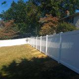 Clôture de la vie privée en PVC haute qualité