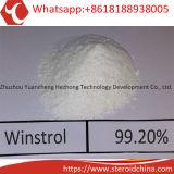 Polvere steroide anabolica orale di Winstrol Stanozol per guadagno e Bodybuilding del muscolo