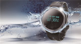 Pulsera elegante de fábrica del reloj al por mayor del precio E07 Bluetooth