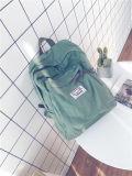 Sacos novos da lona do Todo-Fósforo da grande capacidade do saco do curso da fêmea 2017 da trouxa de estudantes fêmeas