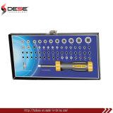 60PCS 1/4′ ′ комплект бита cr-V или материальный отвертки S2 гнезда 25mm установленный