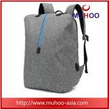 Os homens de lazer do Computador de viagem escolar mochila de notebook com USB