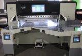 Hydraulisches Doppeltes - Digit - Bildschirmanzeige-Papierschneidemaschine