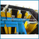 構築のための効率的な鋼鉄コラムの壁の型枠