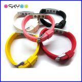 Form-Edelstahl-Titanionensilikon-Magnet-Armbänder