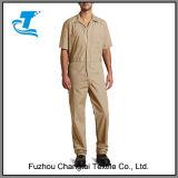Les hommes d'OEM court- la combinaison de chemise