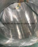 Fita de alumínio de alumínio da tira estreita para o cabo