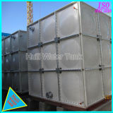 De grado alimentario de gran volumen transversal GRP 1000m3 de tanques de agua