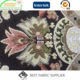Alimentation directe en usine fils teints Jacquard tissu décoratif pour l'ameublement tapisserie Hometextile