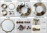 Высокая точность MIM порошковой металлургии цементированный карбид Special-Shaped детали