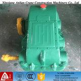 El transportador conduce los motores dobles del engranaje de reducción del eje