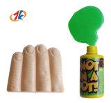 Het promotie Stuk speelgoed van de Grap van de Inkt van de Simulatie van Jonge geitjes Plastic met Vinger