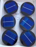 Panneau solaire mini rond de l'époxy