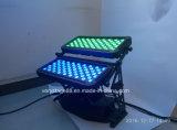 Stadt-Farben-Wand-Unterlegscheibe-Licht LED-120PCS RGBW4in1 LED