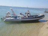 6.2M Liya barcos infláveis rígida da Consola Central